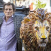 Lion sculptures by Ronnie Wood and John Cleese to go under the hammer
